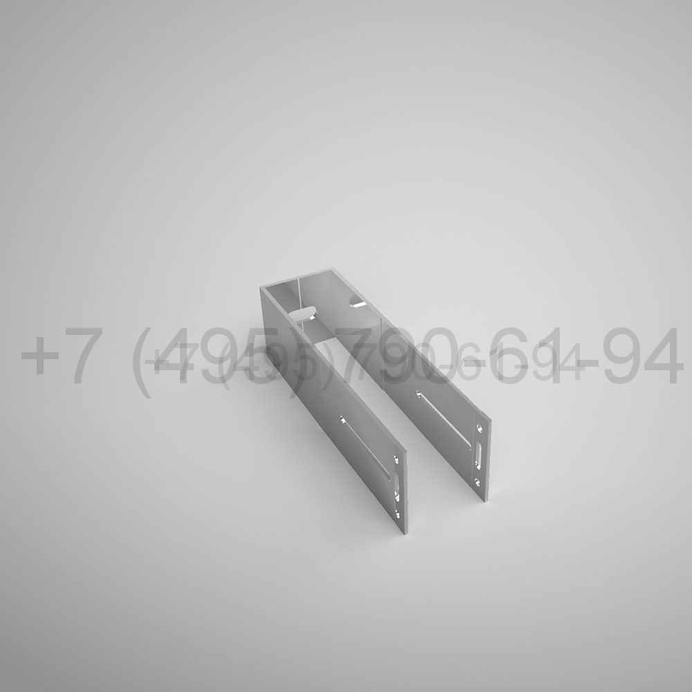 Кронштейн П , 205 мм опорный (выс.60 мм) [ КП 45463-2О ]