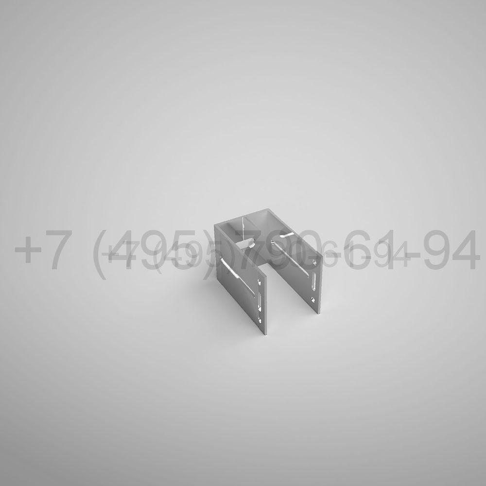 Кронштейн П , 90 мм опорный (выс.60 мм) [ КП 45469-1О ]