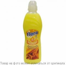Flora Кондиционер-концентрат д/белья FLOSSY 1000мл Аромат Роскоши (1л=4л)/12, шт