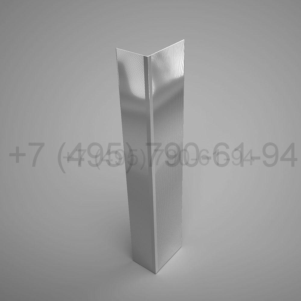 Направляющая Г-образн. 40х60*1,8  мм  мм длина 6,0 м  [ КПС 1032 ]