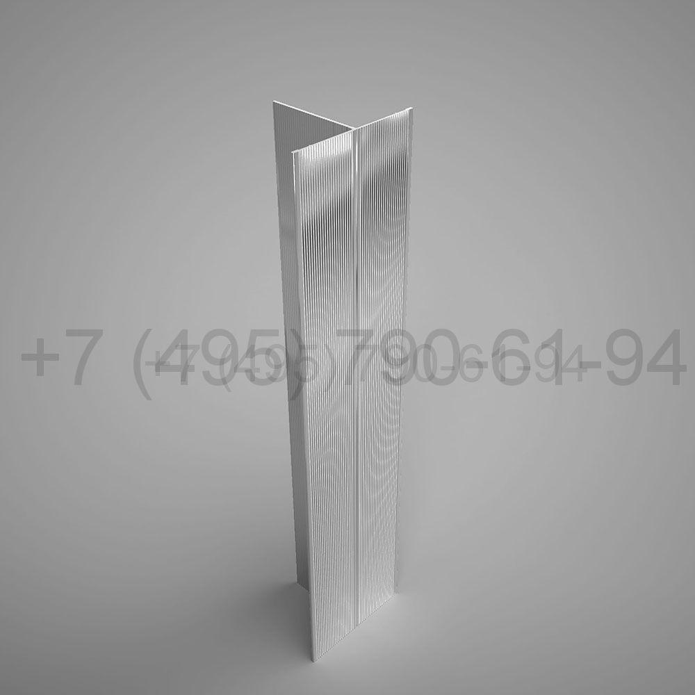 Направляющая Т-образн. 70х50*1,8  мм  мм длина 6,0 м  [ КП 452973 ]