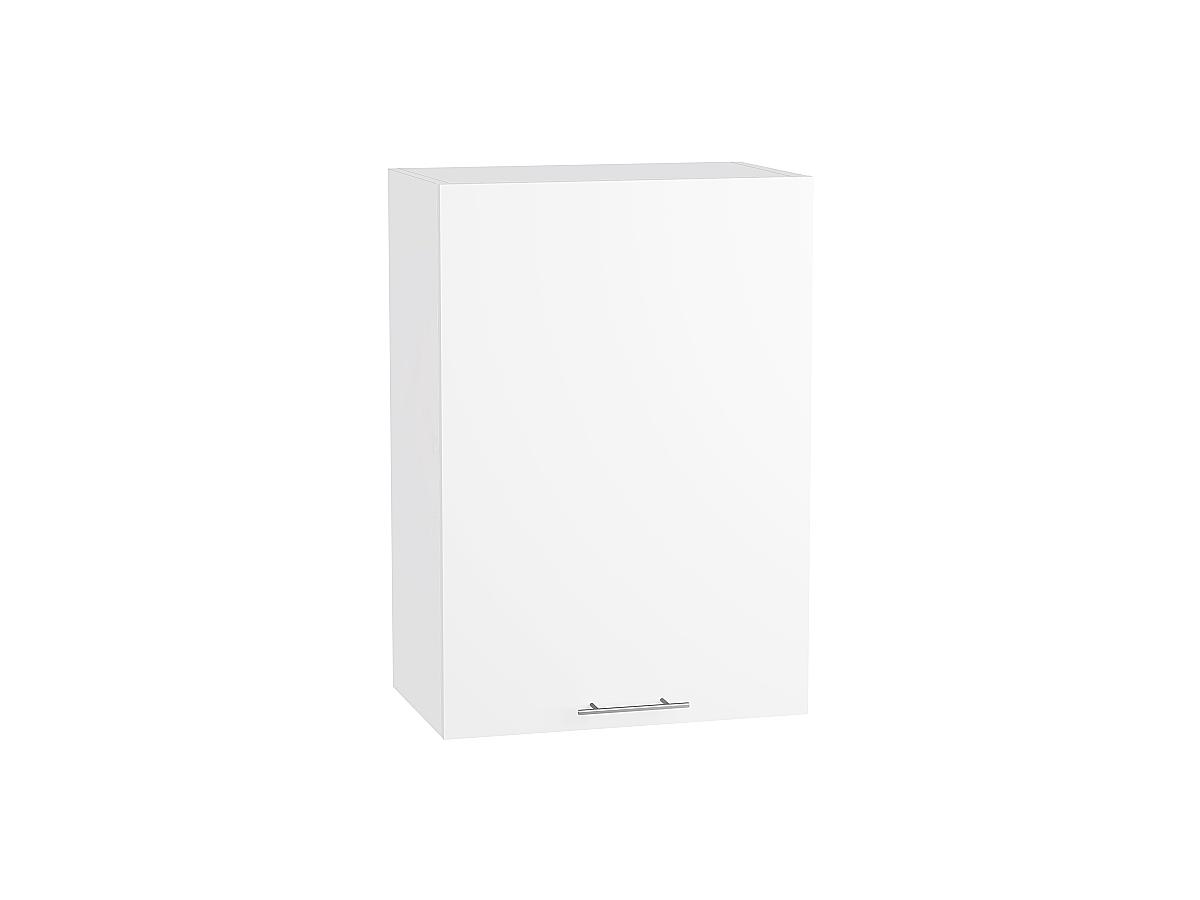 Шкаф верхний Валерия В600-Ф46 белый глянец