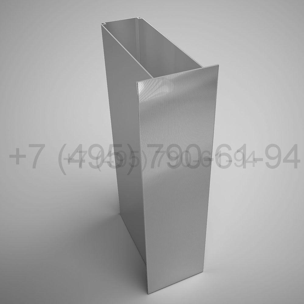 Направляющая межэтажн. фланец 80х150 мм длина 6,0 м  [ КПС 1203 ]