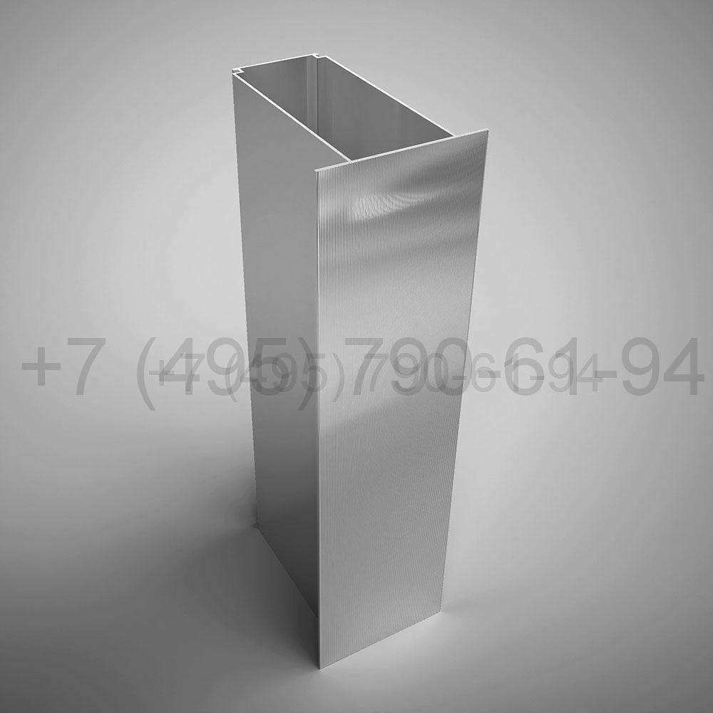 Направляющая межэтажн. фланец 80х115 мм длина 6,0 м  [ КПС 1179 ]
