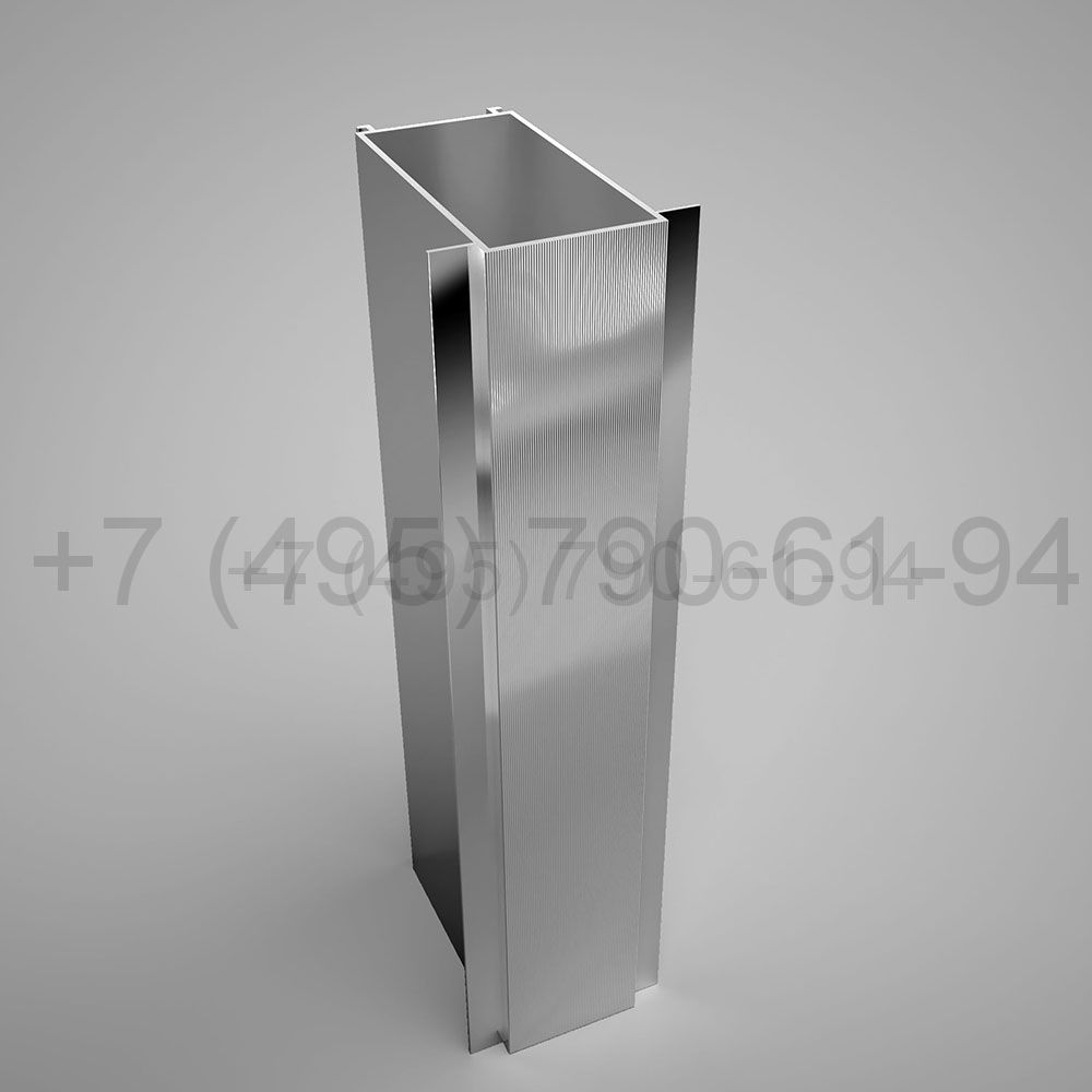 Направляющая межэтажн. усиленная 50х105 мм длина 6,0 м  [ КПС 245 ]