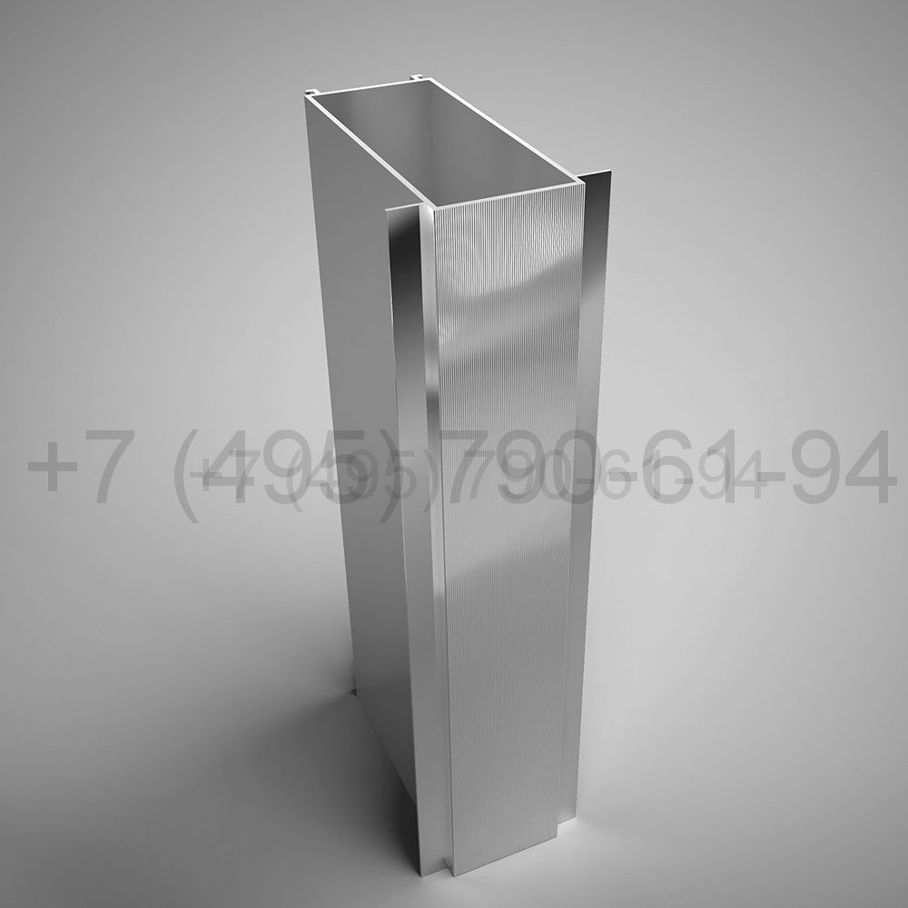 Направляющая межэтажн. усиленная 50х125 мм длина 6,0 м  [ КПС 246 ]