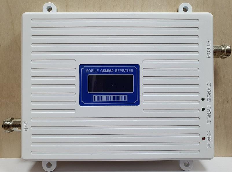 Усилитель сигнала Mobile GSM980 Repeater (300 кв.м) - полный комплект