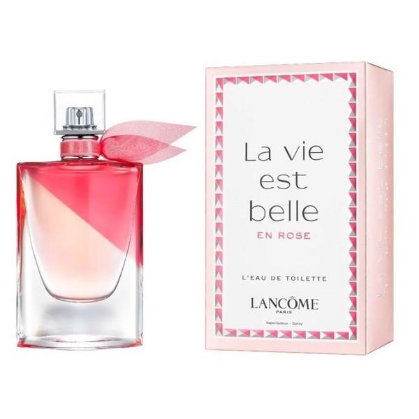 Туалетная вода Lancome La Vie Est Belle En Rose 75 мл