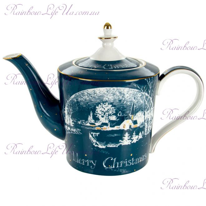 "Чайник заварочный 1 л New Christmas ""Lefard"""