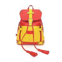 Кожаная сумка-рюкзак  «Эста»