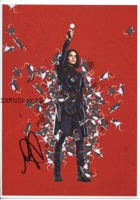 Автограф: Даниэла Мелшиор. Отряд самоубийц: Миссия навылет