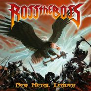 ROSS THE BOSS (Manowar) - New Metal Leader + bonus & video 2008 [DIGI]