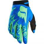Fox 180 Peril Gloves Flo Green перчатки для мотокросса