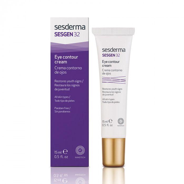 SESGEN 32 Eye contour cream – Крем-контур для зоны вокруг глаз Клеточный активатор Sesderma (Сесдерма) 15 мл