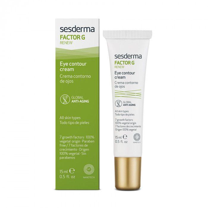 FACTOR G RENEW Eye contour cream – Крем-контур для зоны вокруг глаз Sesderma (Сесдерма) 15 мл
