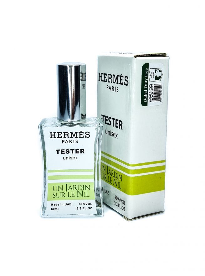 Hermes Un Jardin Sur Le Nil (unisex) - TESTER 60 мл