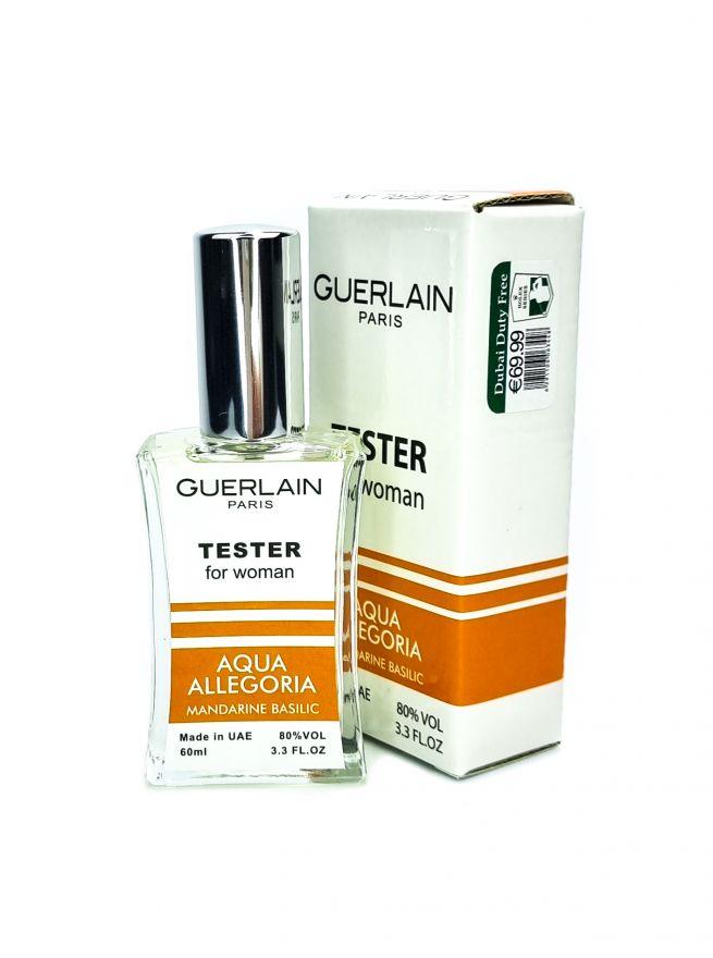 Guerlain Aqua Allegoria Mandarine Basilic (for woman) - TESTER 60 мл