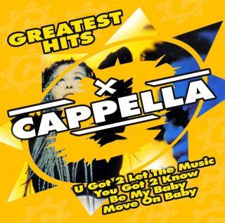 Cappella - Greatest Hits 2020