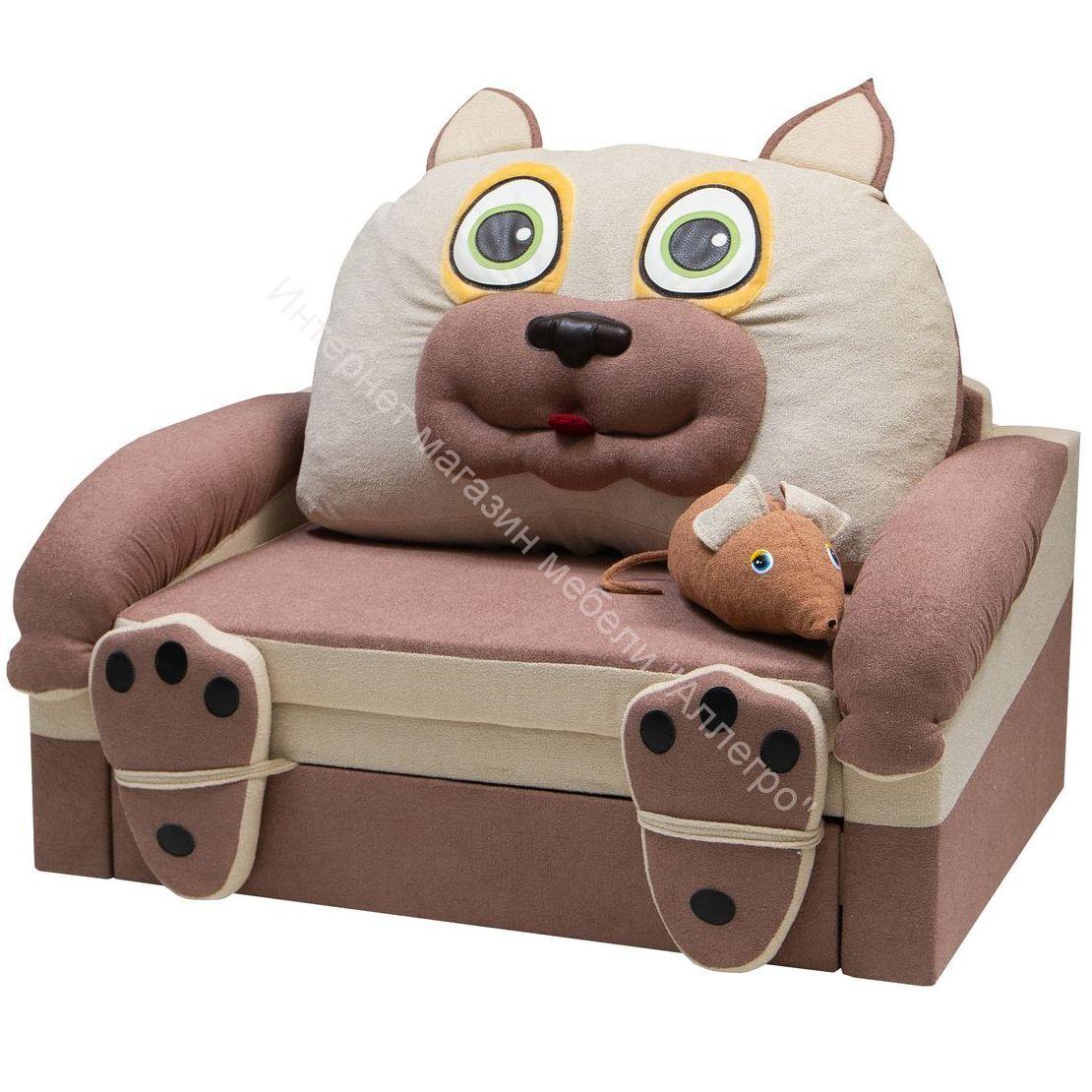 """Диван детский """"Кошка"""""""