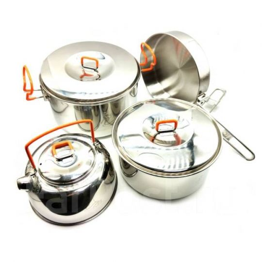 Набор посуды KOVEA SS-029 2-3 человека