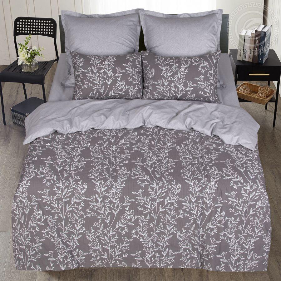 «Ленора» (Premium) постельное белье Сатин 1.5 спальный