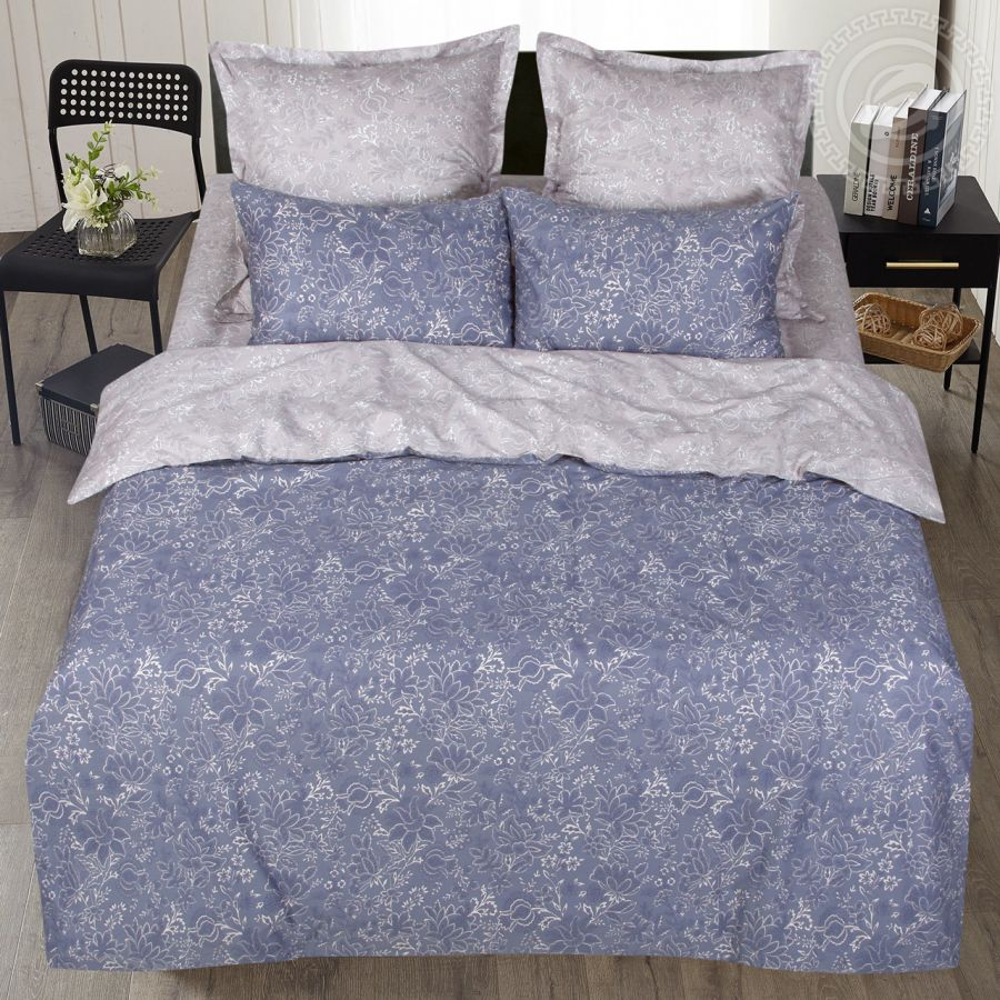 «Эсмеральда» (Premium) постельное белье Сатин 1.5 спальный