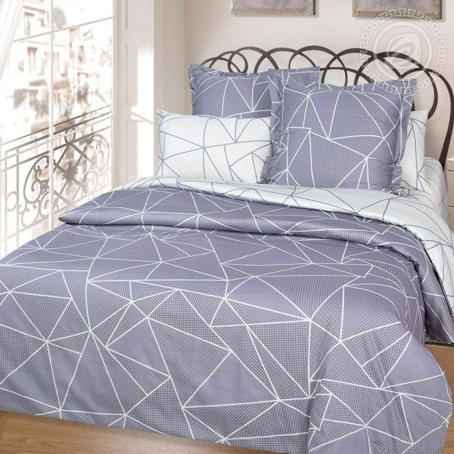 «Вентура» постельное белье Сатин 1.5 спальный