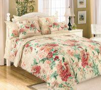 «Парадиз 1» постельное белье Перкаль Семейный