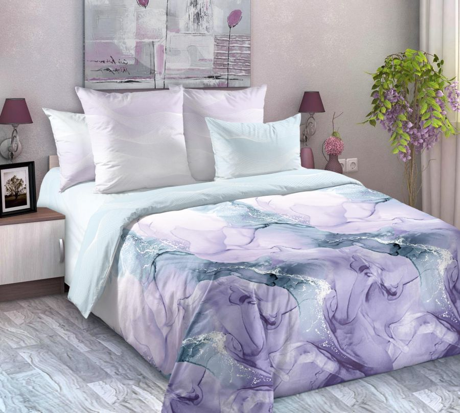 «Игра воображения  4» постельное белье Сатин 1.5 спальный