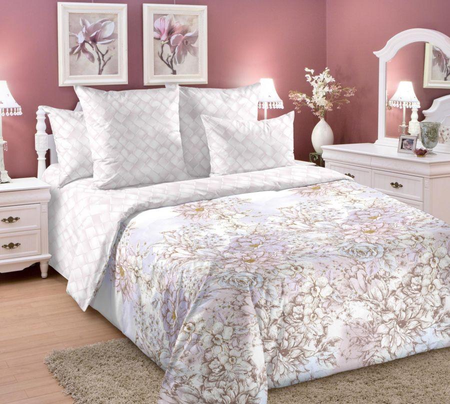 «Диана 3» постельное белье Сатин 2-х спальный с евро
