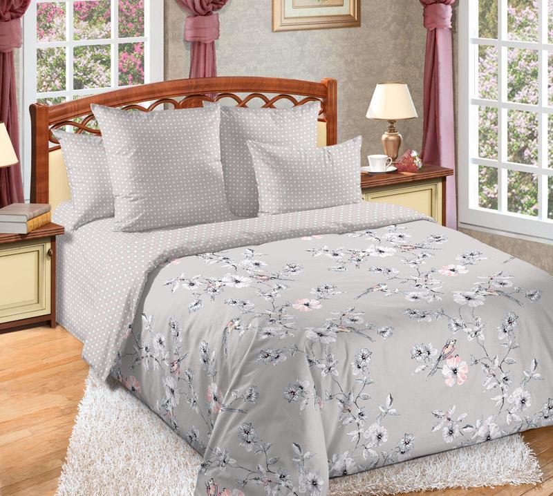 «Камилла 5» постельное белье Сатин 1.5 спальный
