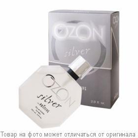 OZON SILVER.Туалетная вода 85мл (муж), шт