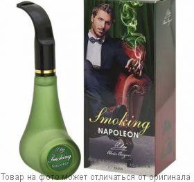 SMOKING  Napoleon.Туалетная вода 100мл (муж), шт