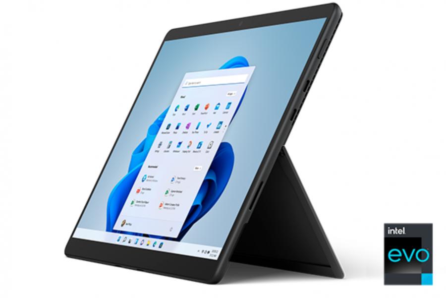 Планшет Microsoft Surface Pro 8 i5 8Gb 512Gb (Graphite) (Windows 11 Home)
