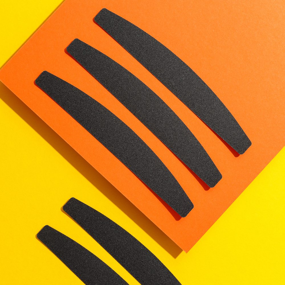 Набор сменных файлов для пилки полумесяц Expert 42 (50 шт), 180 грит