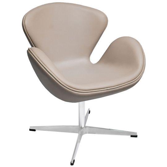 Кресло SWAN CHAIR латте