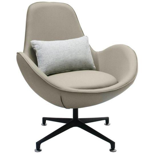 Кресло OSCAR тёмный латте