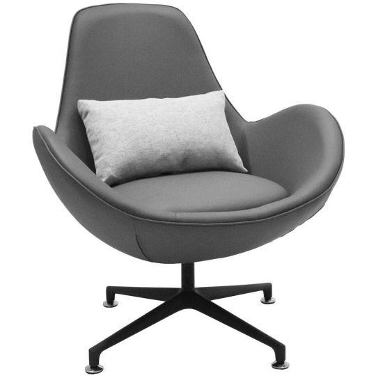 Кресло OSCAR серый