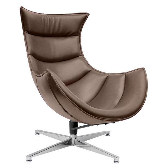Кресло LOBSTER CHAIR коричневый