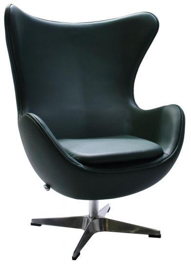 Кресло EGG CHAIR зеленый
