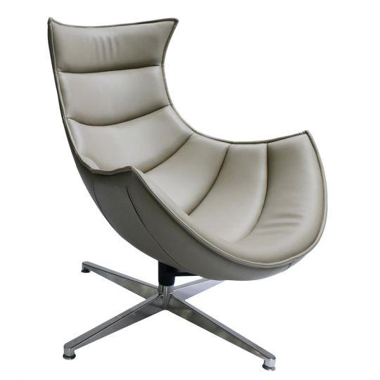 Кресло LOBSTER CHAIR тёмный латте