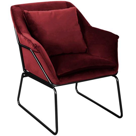 Кресло ALEX терракотовый