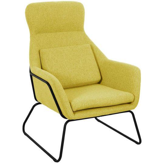 Кресло ARCHIE горчичный