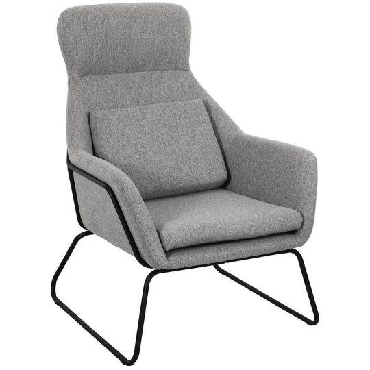 Кресло ARCHIE серый