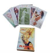 Колода игральных карт PLAYBOY Эротика, девушки 36 Штук.