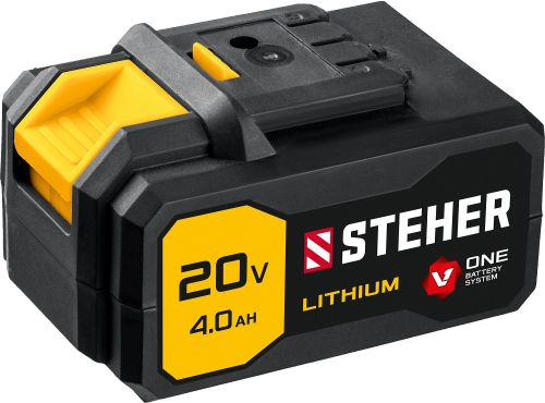 Аккумуляторная батарея STEHER V1-20-4