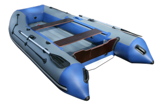 Лодка ПВХ REEF 340НД