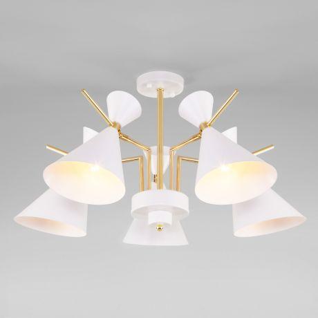 потолочный светильник Eurosvet 70114/5 белый
