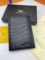Обложка для паспорта Armani