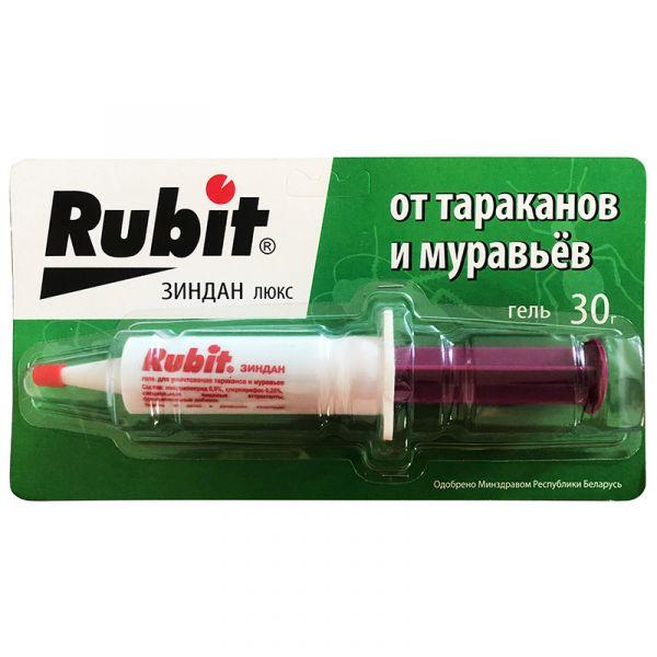 "Гель ""Рубит"" ЗИНДАН люкс (30 г) от ""ВиСта"", Беларусь"